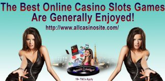 new slots sites uk