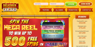 best new slot sites uk 2018