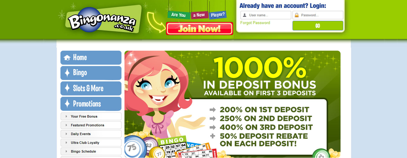 Best online bingo and slot sites