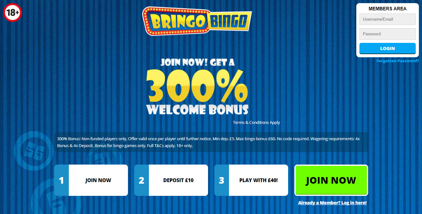Best Online Bingo sites UK 2018