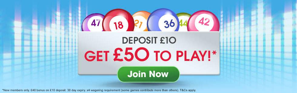 Free Bingo Bonus No Deposit required