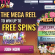 Top few features at the new Pretty Slots online casino